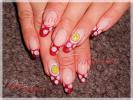 Мои работы - Студия ногтевого сервиса Любови Шкуриной. Наращивание ногтей г. Хотьково - 2013-01251