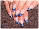 Мои работы - Студия ногтевого сервиса Любови Шкуриной. Наращивание ногтей г. Хотьково - 2013-01254