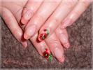 Наращивание ногтей г. Хотьково. Студия ногтевого сервиса Любови Шкуриной.