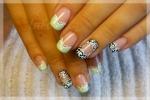 Новые работы - Студия ногтевого сервиса Любови Шкуриной. Наращивание ногтей г. Хотьково